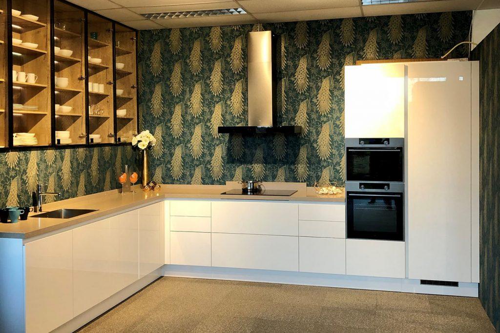 Online keuken verkoop model 4 TWA Peize